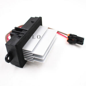Heater Blower Motor Fan Resistor Control Module For 2003 2007 Hummer H2 19331830