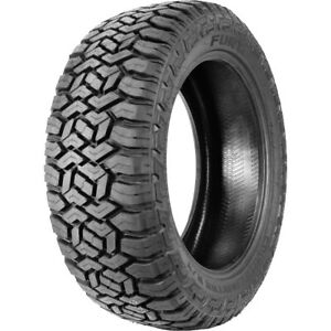 2 Fury Country Hunter R t Lt 37x13 50r18 Load D 8 Ply Rt Rugged Terrain Tires