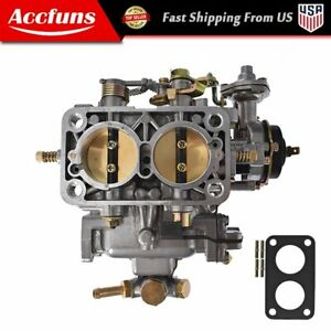 Weber Carburetor 38x38 2bb Fit For Ford Vw Dodge Toyota Pickup Jeep