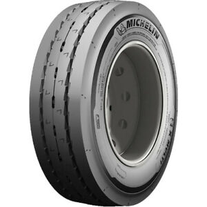 4 New Michelin X Multi T2 215 75r17 5 Load J 18 Ply Commercial Trailer Tires