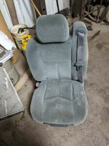 Driver Front Seat Bucket And Bench Manual Fits 03 07 Sierra 1500 Pickup 247439