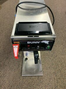Used Bunn Cwtf15 aps Automatic Coffee Brewer Maker Commercial 120v