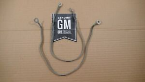 Body Electrical Ground Strap Acdelco Gm Original Equipment 19 Inches Long