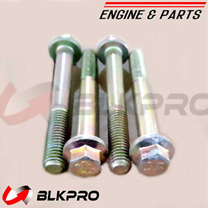 4 new Screw Cap Bolts For Cummins Engine Parts 4bt 6bt 6ct 3966976 3916073 M8