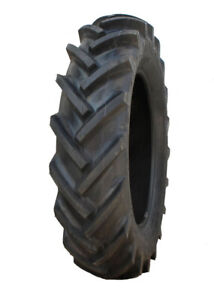 1 New 12 4 28 Goodyear Traction Sure Grip Tire Fits Allis Chalmers Tractor