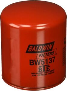 Baldwin Bw5137 Coolant Spin On Filter With Bte Formula