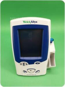 Welch Allyn Spot Vital Signs Lxi 45nto Patient Monitor