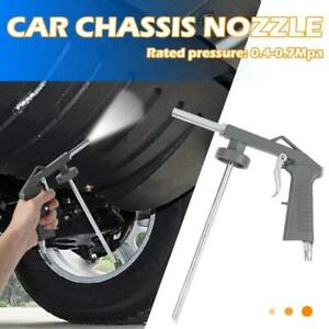 Car Undercoating Gun Underbody Rust Proofing Chassis Armor Spray Gun And Bottle