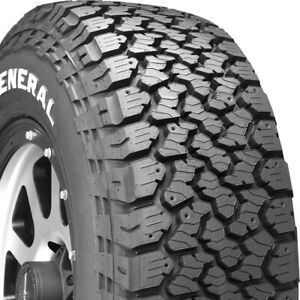 4 New General Grabber A tx Lt 235 75r15 Load C 6 Ply At All Terrain Tires