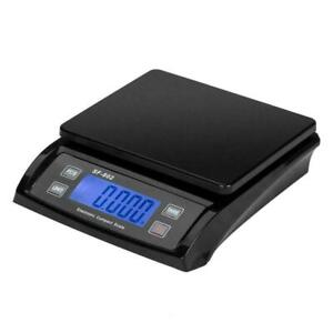66lbx0 1oz Digital Shipping Postal Scale Weight Postage Counting 30kg W adapter