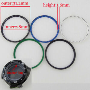 Watch Case Parts Chapter Ring Fit For 45mm Nh35 Movement Model Of Watch Case