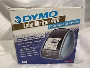 Dymo Labelwriter 400 Turbo Pc mac Connected Label Stamp Postage Printer e