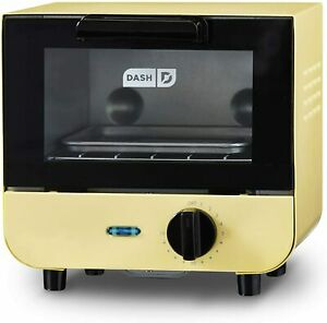 Compact Mini Oven Any Small Counter Space Boarding House Toasting Cooking Baking