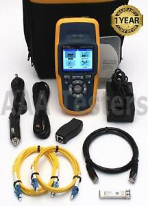 Fluke Networks Linkrunner At 2000 At 2000 Network Auto Tester At2000 Lrat 2000