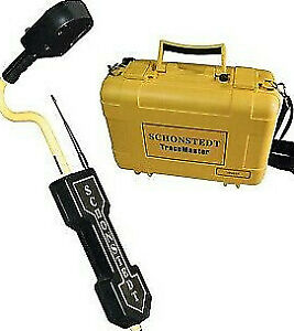 Schonstedt Tracemaster Ii Pipe And Cable Locator Set