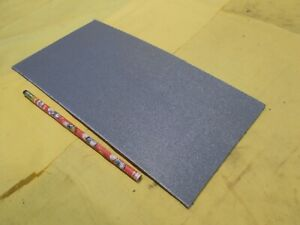 Abs Gray Plastic Sheet 1 8 X 6 X 12 Textured Vacuum Thermoforming Machinable