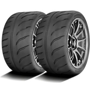 2 New Toyo Proxes R888r 325 30r19 Zr 101y High Performance Tires