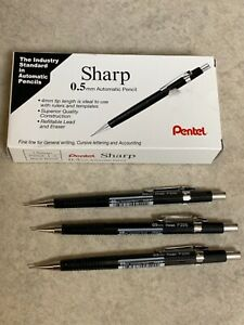 New 1 Each Pentel Sharp 5 Mm Automatic Drafting Pencil P205a