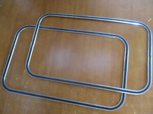 1968 1972 68 69 70 71 72 Ford Truck F100 F250 Ranger Door Panel Trim Moldings