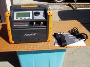 Navac Nrdd Brushless Dc Refrigerant Recovery Unit Master Series Hvac Nice Cond