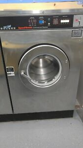60 Pound Six Load Big Washer Speed Queen Washer Commercial Use