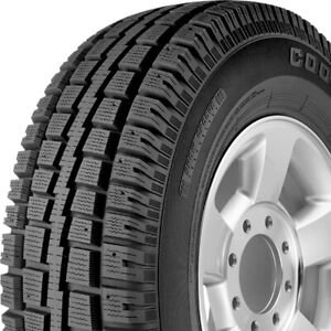 4 New Cooper Discoverer M s 245 65r17 107s Winter Snow Tires