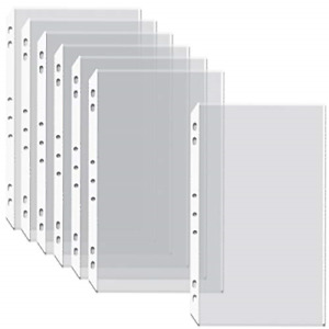 100 box Legal Size Clear Heavyweight Poly Sheet Protectors By Gold Seal 8 5 X