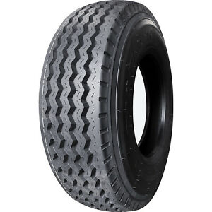 2 New Travelstar Ta801 235 75r17 5 Load J 18 Ply All Position Commercial Tires