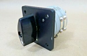 Mep804a Quiet Tactical 15kw Generator Rotary Switch 5930 01 531 2976 13728