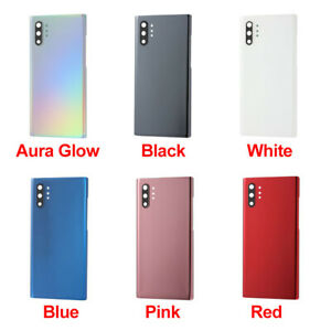 Back Glass Housing Battery Cover For Samsung Galaxy Note 10 Plus Note 10 Lite US $8.87