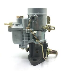 Carb Rep Holley Zenith 1 barrel 28 228 Carburetor For 1940 s Chevy Jeep Ford