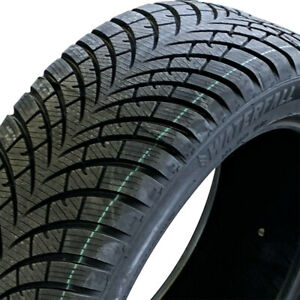 4 New Waterfall Snow Hill 3 225 45r17 91v Performance Studless Winter Tires