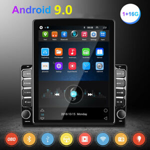 9 7 Inch Double 2 Din Car Stereo Radio Android Gps Wifi Touch Screen Fm Player