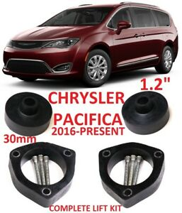 Lift Kit For Chrysler Pacifica 2016 2021 1 2 30mm Strut Coil Spacers Leveling