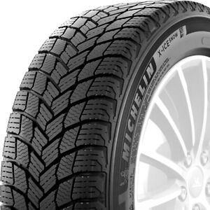 4 New Michelin X ice Snow 195 65r15 95t Xl studless Winter Tires