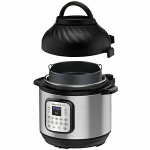 Instant Pot Duo Crisp 11 in 1 Air Fryer