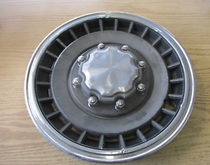 One 1992 To 1995 Ford Econoline Van E250 16 Inch Hubcap Wheel Cover Beater