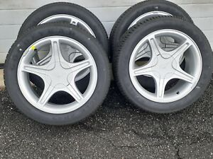 Oe 17 Ford Mustang Gt Rims Tires 3307 245 45zr17 Goodyear Eagle 17x8 5x4 5