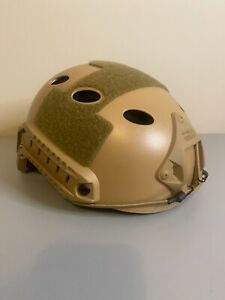 Airsoft Tactical Paintball Protective Combat FAST Helmet Riding Gaming $29.99