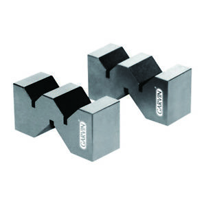 125 X 44 X 69mm Triple Vee V block Set 3406 1035