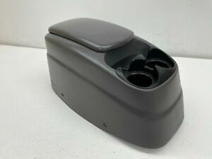 1997 2003 Oem Ford Truck F150 F250 F350 Bronco Front Center Console Grey T306
