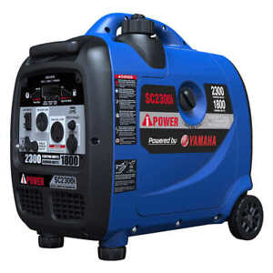 A ipower Powered By Yamaha Inverter Generator Super Quiet Only 52 Dba