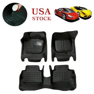 Waterproof Floor Mats For Ford Fusion 2013 2016 Car Floor Liner Full Coverage