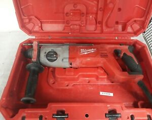 Milwaukee 5262 21 8 Amp Corded 1 In Sds D handle Rotary Hammer