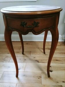 Vintage Weiman Heirloom Quality Side Table