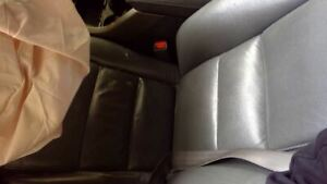 2006 2008 Honda Pilot Left Front Driver Bucket Seat Gray Leather Electric 675678