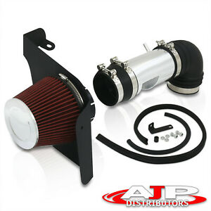 Polished Cold Air Intake Heat Shield For 2004 2007 Cadillac Cts V 5 7l 6 0l