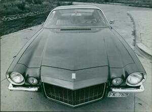 1970 Chevrolet Camaro Ss Vintage Photograph 2988281