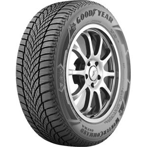 4 New Goodyear Wintercommand Ultra 195 65r15 91t studless Snow Winter Tires