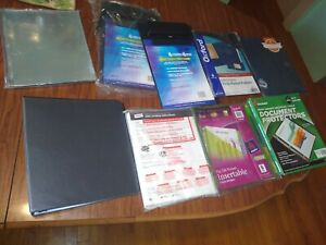 Office School Home Supplies Variety Pack Lot Of 9 Open New